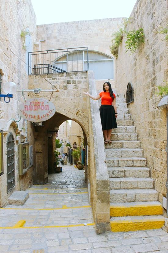 易拍客第10期:美女小编洁哥畅游以色列